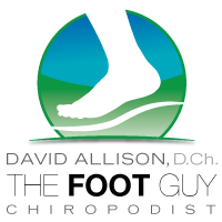 The Foot Guy | David Allison, D. Ch.
